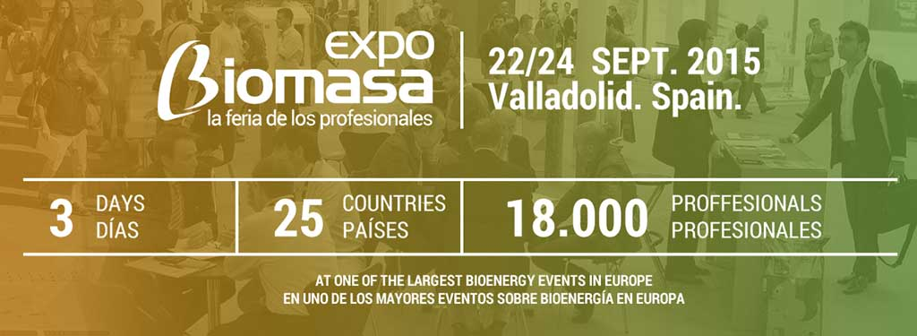 Expo Biomasa para profesionales