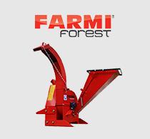 Comprar maquinaria FarmiForest