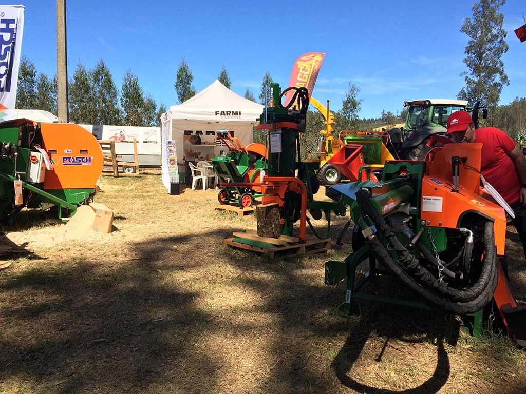 Feria maquinaria POSCH