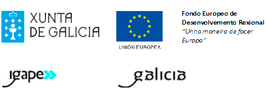 IGAPE, XUNTA DE GALICIA E FONDO EUROPEO